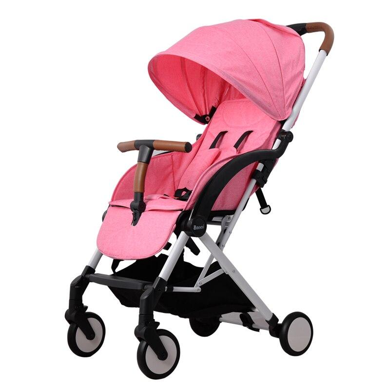 где купить Luxury Portable Lightweight Baby Stroller 3 In 1 Umbrella Fold Baby Carriage Pram Pushchairs For Newborn Carrinho Hot Wheels по лучшей цене