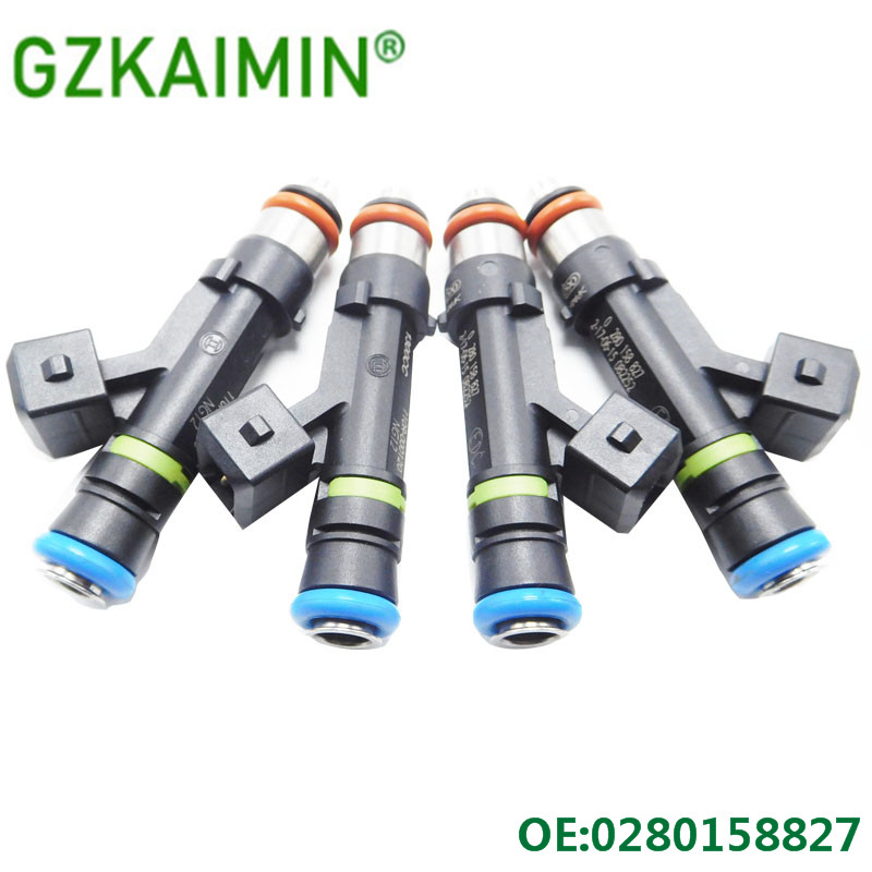 NEW 4X Fuel Injector 1300cc for Fiat IVECO OPEL VAUXHALL V W Car Engine Nozzle Injector