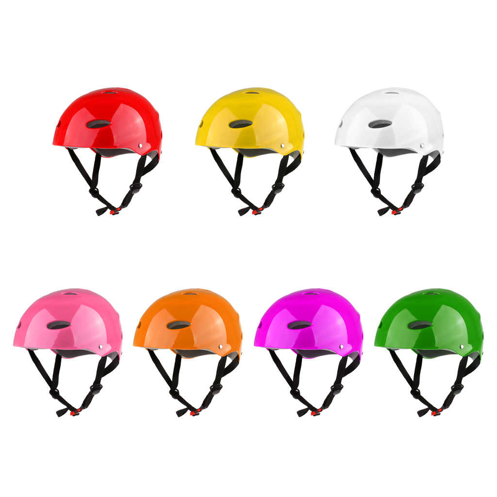 Watersports Safety Helmet Kayak Canoe Paddleboard Yellow S