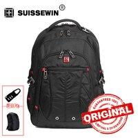 Fashion Swissgear Brand Swisswin Laptop Backpack SW8110I Waterproof Business Traveler Backpack Men Daily Backpack Mochila