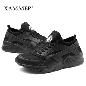 Image 5 - Men Casual Shoes Men Sneakers Brand Men Shoes Male Mesh Flats Loafers Breathable Plus Big Size Spring Autumn Slip On Xammep