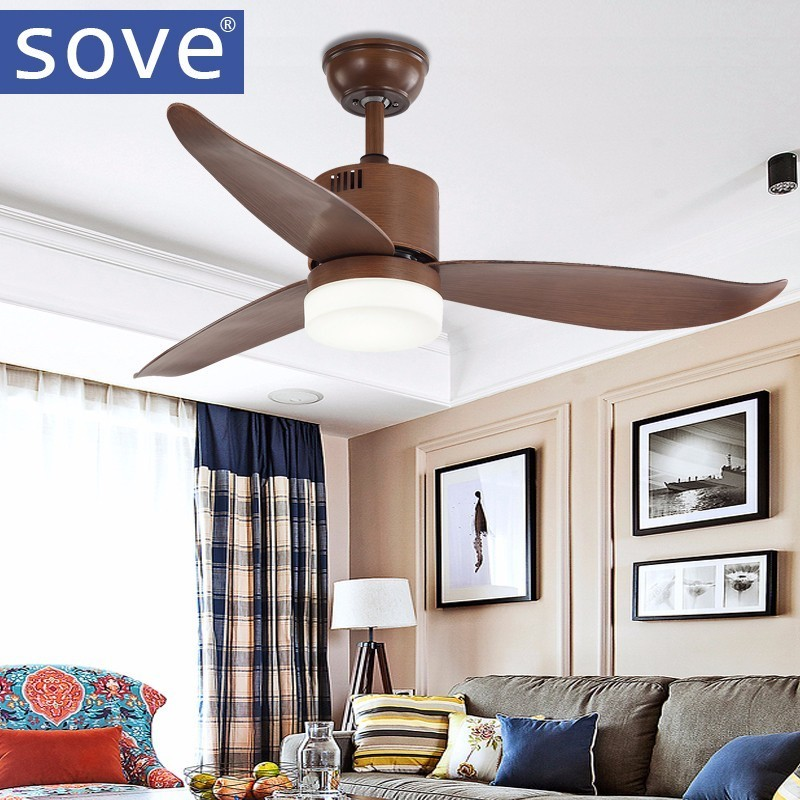 Neon Lighting Bedroom Bedroom Ceiling Fan Ideas Bedroom Color Ideas For Teenage Girls Bedroom Paint Color Ideas 2015: 48 Inch Brown Modern Ceiling Fans With Lights Remote