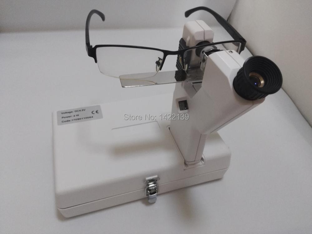 Manual Lensmeter Lensometer Focimeter Optometry Machine DC 3 V цены