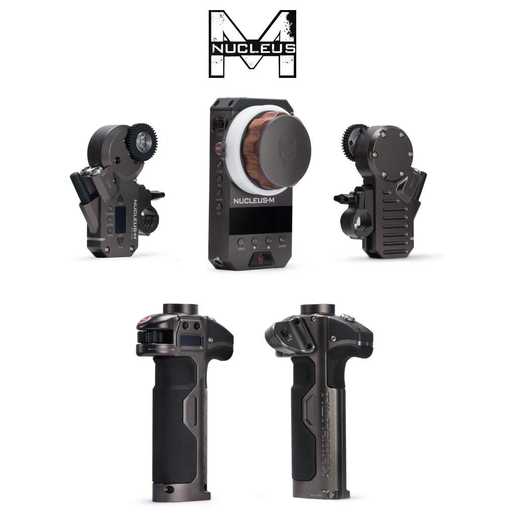 Free DHL <font><b>TILTA</b></font> WLC-T03 Nucleus-M Wireless Follow Focus Lens Control System Nucleus M for 3-Axis <font><b>Gimbal</b></font> DJI ROIN for Arri RED image