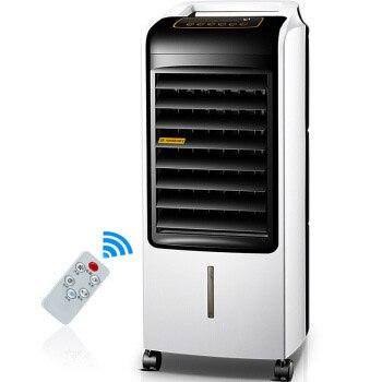 Royaltar Télécommande Chaud Froid Climatisation Ventilateur De Refroidissement Ventilateur de Sol Électrique Portatif à la Maison Mini Double Usage Climatiseur