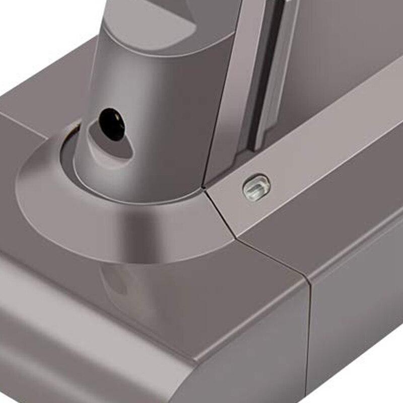 SANQ 3000 мА/ч, 21,6 V Dc16 Батарея для Dyson Dc16 Dc12 Dc16 животных/Root-6 Ручной беспроводной пылесос, подходит для Dyson 12097 9124
