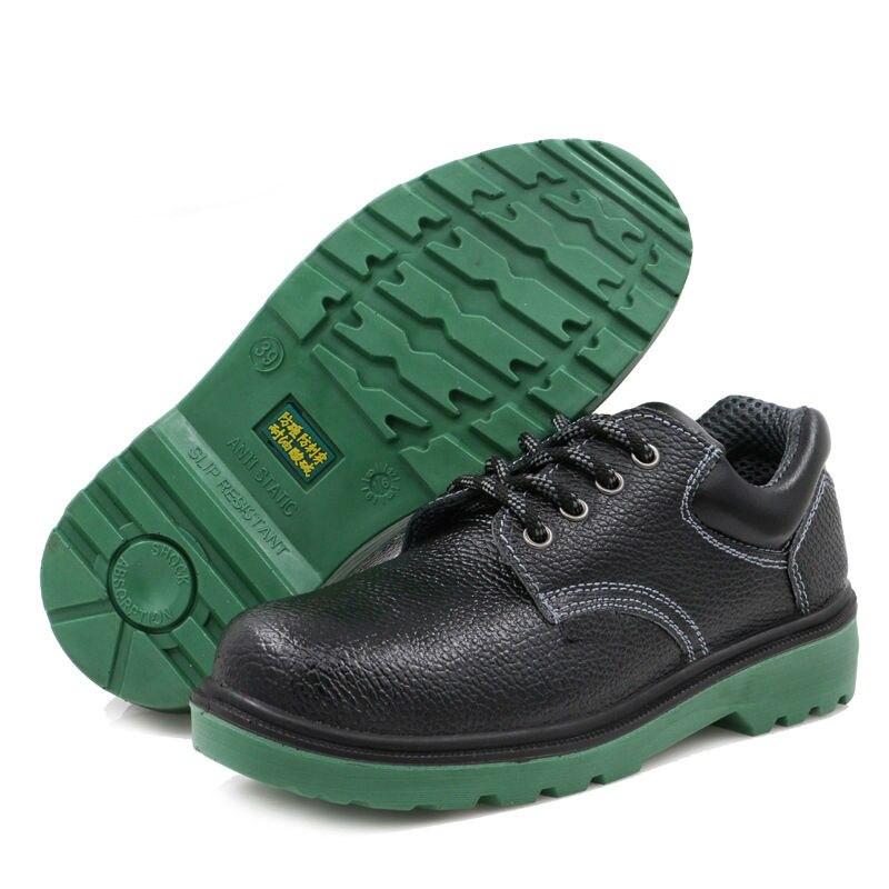AC13014 chaussures de sécurité pour hommes casquette orteil en acier pantoufles de sécurité homme outils de Ski bottes de Protection chaussures de sécurité perméable à l'air Smash
