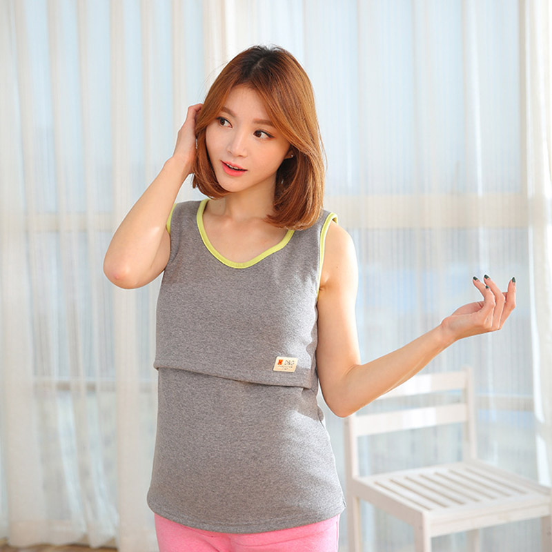 Autumn  Winter Fashion pregnancy Maternity Clothes Maternity Tops/T-shirt Breastfeeding shirt Nursing Tops for pregnant women