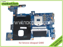 11S90000783 48 4SG06 011 For lenovo G480 font b motherboard b font 14 inch HM77 HD4000