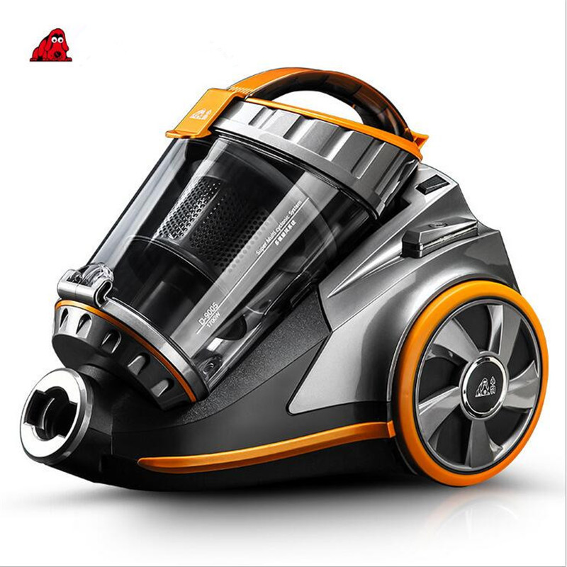 Ultra Quiet  Portable Dust Collector Home  Aspirator Handheld Vacuum Cleaner Large Suction Power Machine