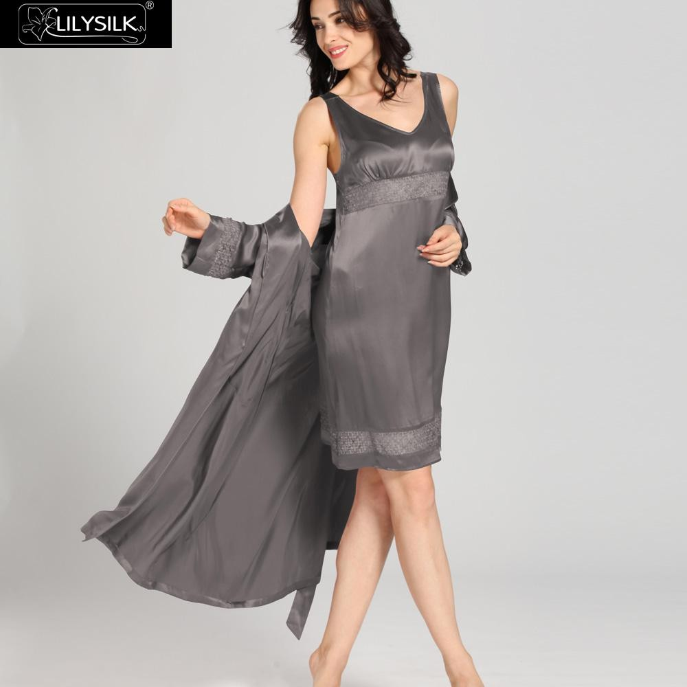 1000-dark-gray-22-momme-luxury-lacey-silk-nightgown-&-dressing-gown-set-02