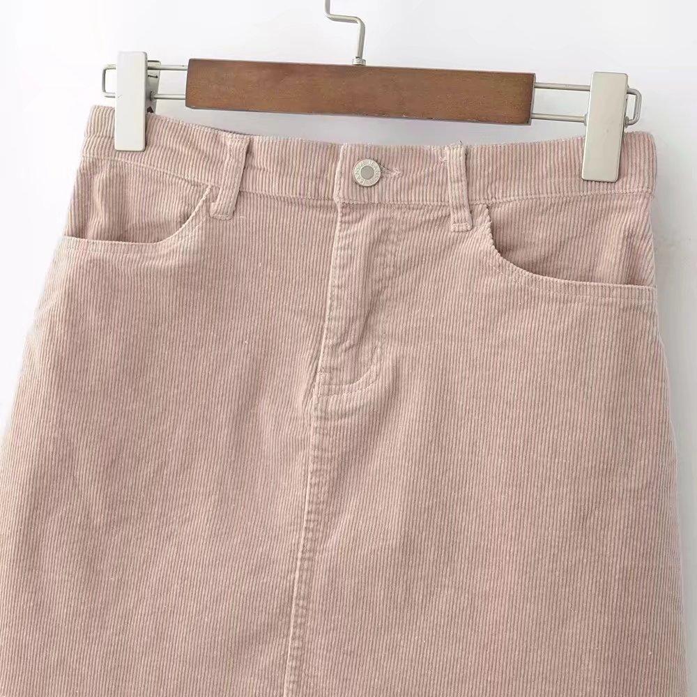 HTB1.CRxSFXXXXabXVXXq6xXFXXXV - Pink pencil skirt zipper mini skirts womens PTC 201