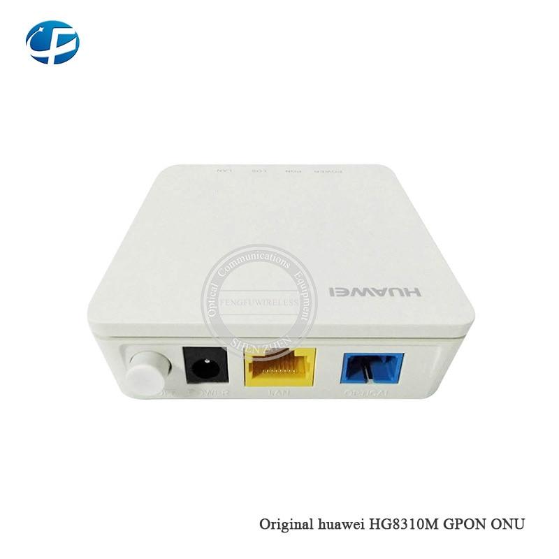 Cellphones & Telecommunications 10pcs New Original Onu Ont Termianl Gpon Hg8310m Port 1ge English Version Compatible With Hua Wei Olt