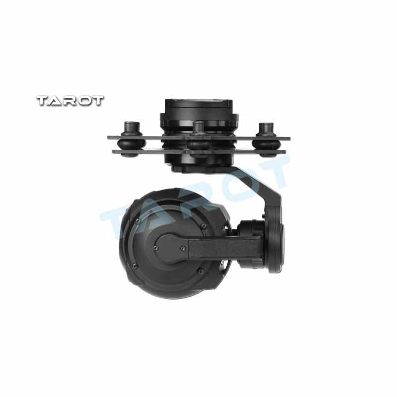 Cardan à rotule Tarot HD PEEPER T10X 250ma sans bavure FPV sphérique haute définition TL10A00 avec caméra Multicopter HD - 6