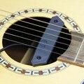 TYLANHUA Skysonic Preamp System T-901 пикап с пьезо  громкость звукового отверстия с 81-98 мм держателем для выбора гитары