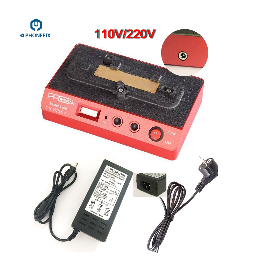 PPD120E Desoldering Rework Station for Iphone A8 A9 A10 BGA NAND CPU CHIP 110V 220V IPhone