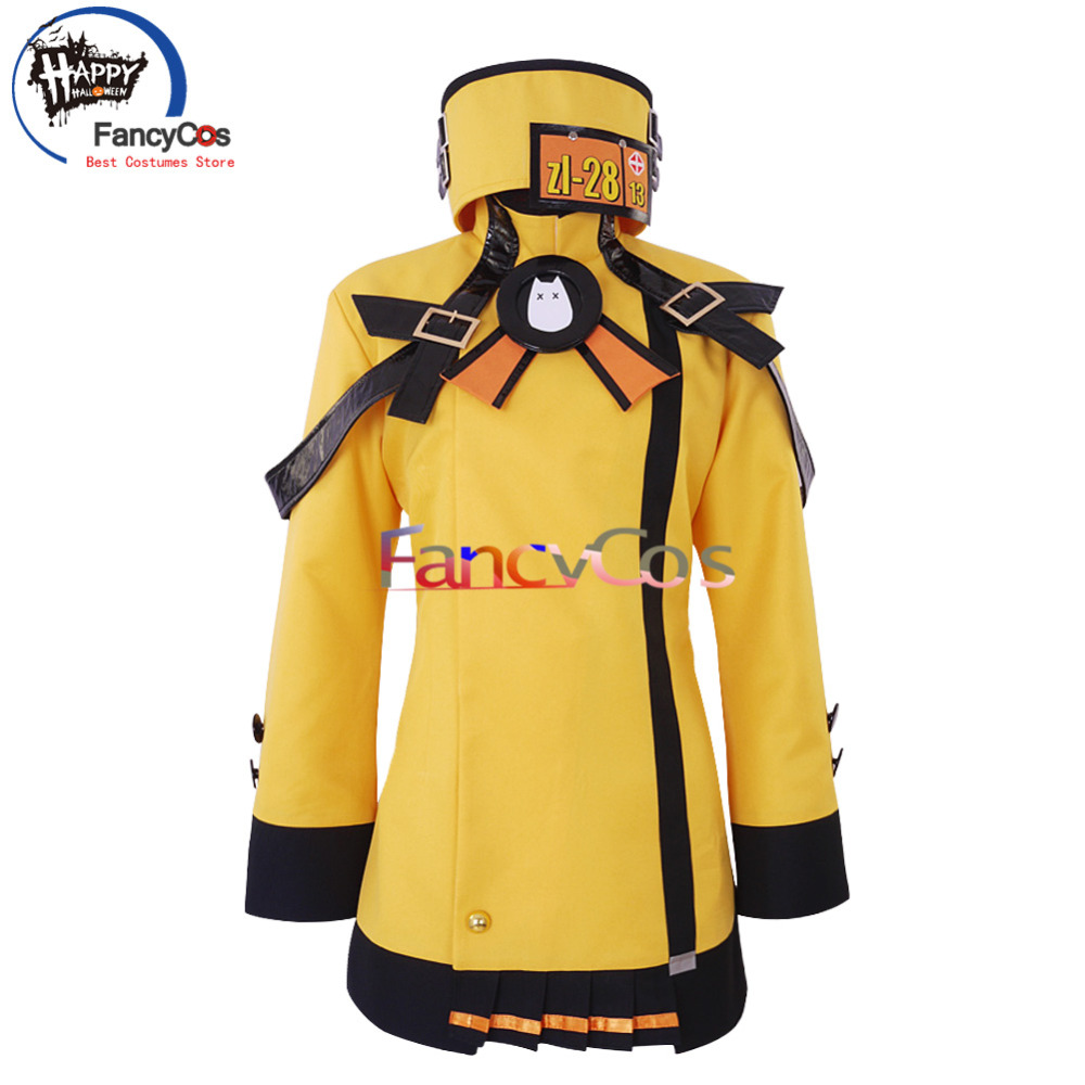 FancyCos Halloween Guilty Gear Xrd-SIGN Millia Cosplay Costume Japanese Game Anime Cosplay Custom Made