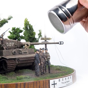 Miniature Scene Model Turf Flock Lawn Nylon Grass Powder STATIC GRASS Sowing Ware Modeling Hobby Craft Accessory