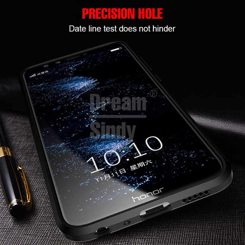 Luxury Soft Ultra Thin Case For Huawei Honor 10 8 9 Lite Cover For Huawei P8 Lite 2017 Honor 20 9 Lite Silicone Shockproof Case