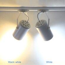 3W 5W 7W 12W 18W High Power COB LED Track Light Warm