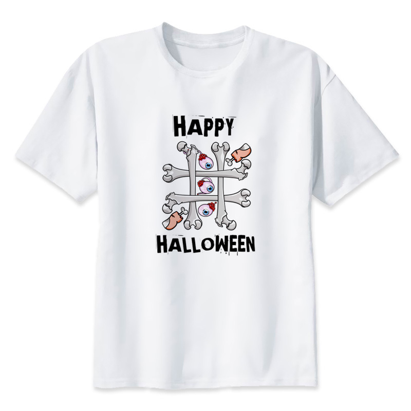 tic tac print cotton T shirts for men summer top mens tshirt camisetas hombre clothing for men y2246