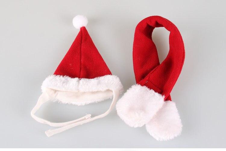 Comercio al por mayor 5 unids gorras de la bufanda gato perro mascota de regalo de