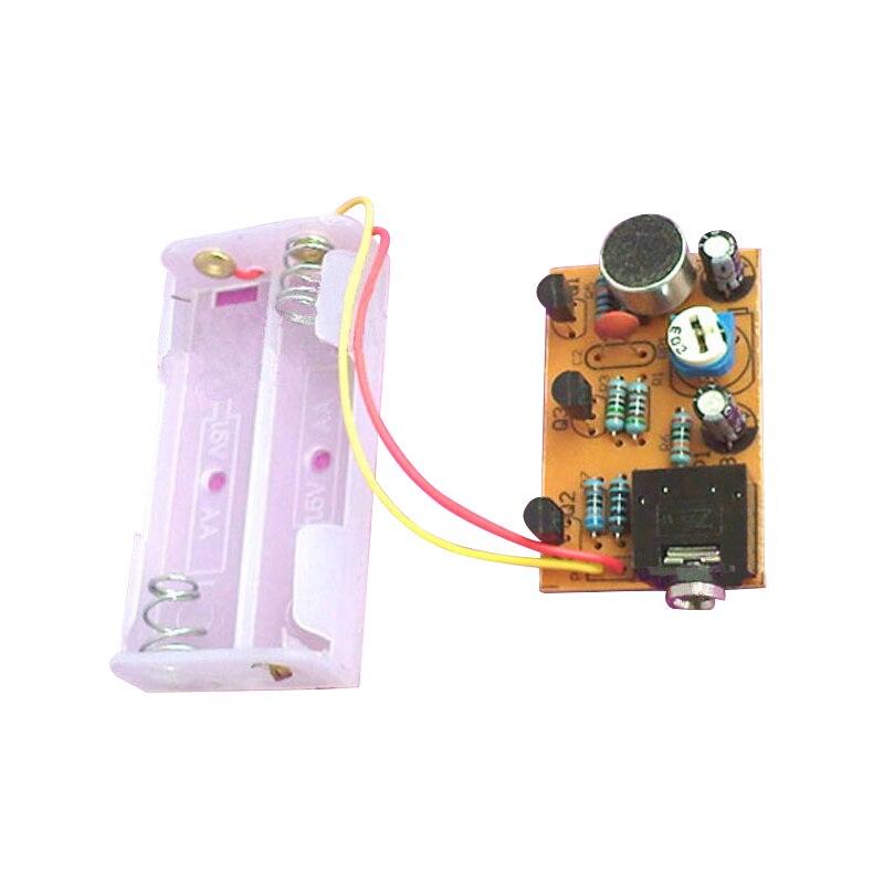 Hearing Aid DIY Kits font b Electronic b font Production Suite Training Teaching Parts font b