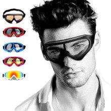 7b6b98505d5 Outdoor Windproof Cycling glasses Anti-Fog Snowboard Ski Glasses Bike Sport Sunglasses  Cycling Goggles Eyewear