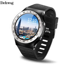 Smart Watch S99A Android 5.1 Quad Core 8GB ROM with Heart Rate Monitor SIM GPS WIFI Bluetooth Smartwatch For ios android VS KW88
