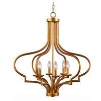 Loft RH Vintage Pendant Lights Glass Industrial Pendant Lamps Metal Retro Lustres Hanging Fixtures Luminaire Suspendu