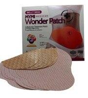 5 teile/paket Marke Neue Koreanische Mymi Bauch Behandlung Bauch Fett Buners Dünne Wonder Patch Zu Gewicht Verlieren Verschiffen