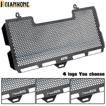 F800GS Motorcycle Radiator Stainless Steel Grille Guard Cover For BMW F650GS F700GS 2008 2009 2010 2011 2012 2013 -2016