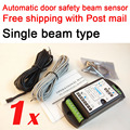Free shipping with Post airmail Single beam type automatic door safety sensor door open microcell photocell sensor FG-218