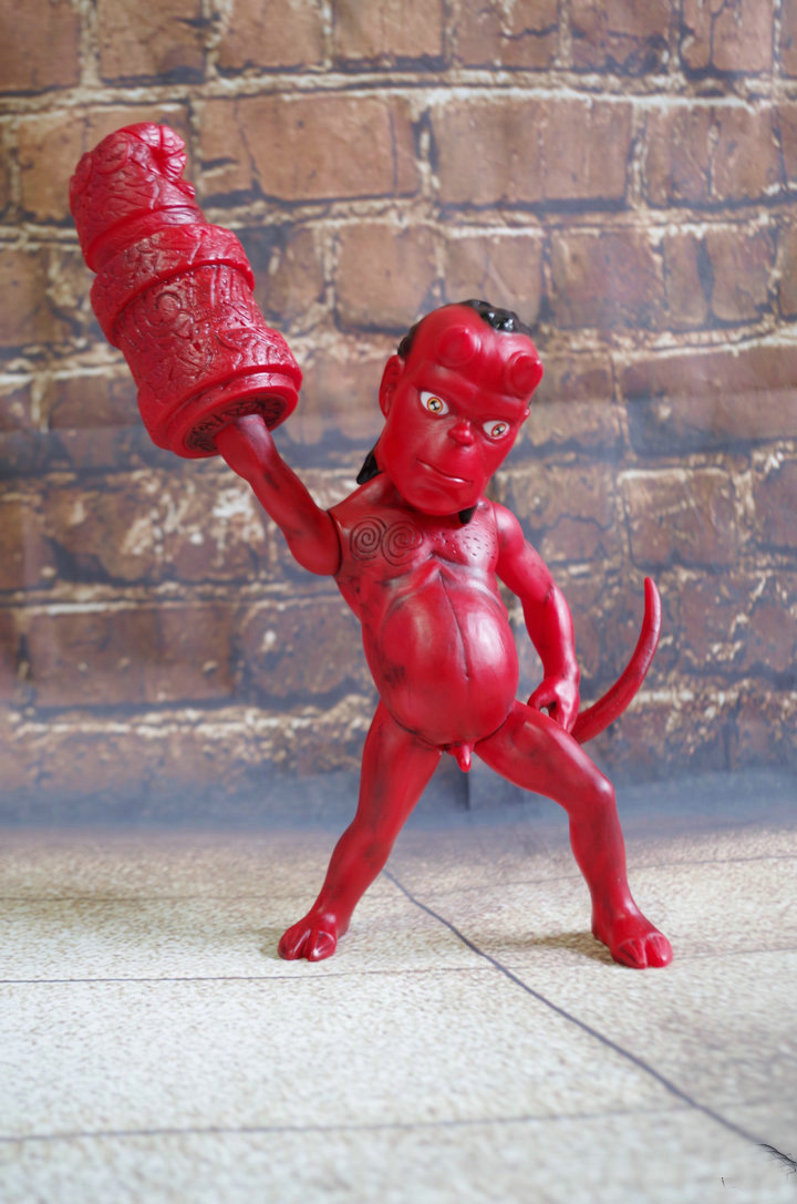 Online Buy Wholesale hellboy action figure from China ...