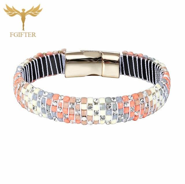 FGifter Men Women Bracelets...