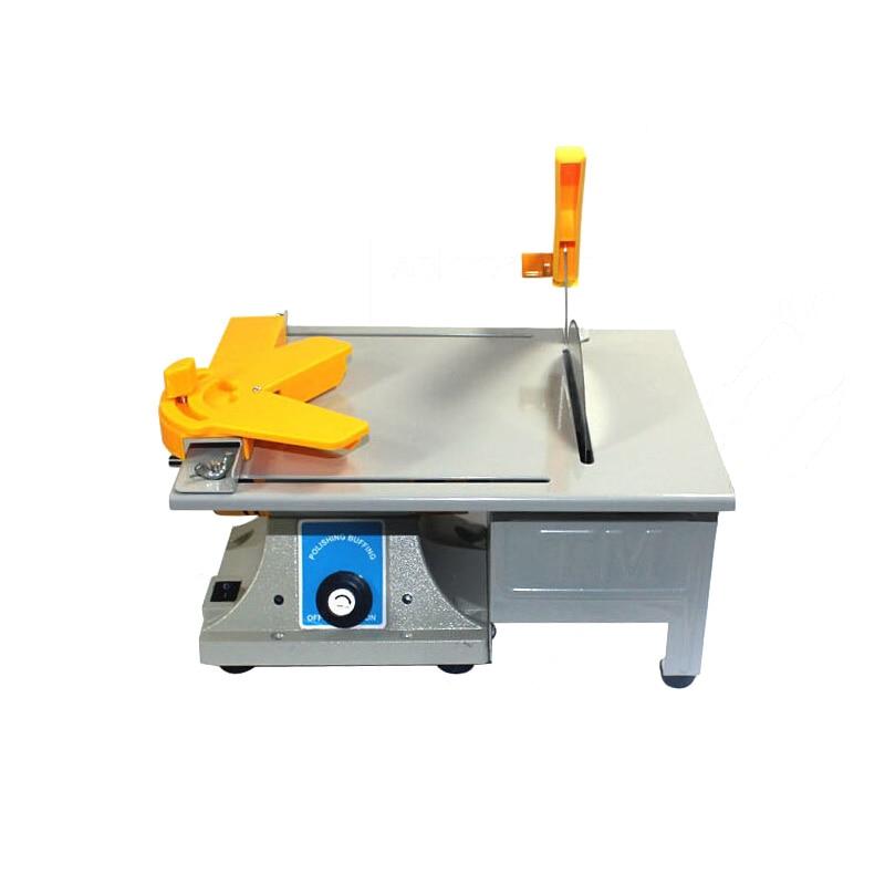 Multi-Functional Mini Bench Lathe Machine Electric Grinder / Polisher / Drill / Saw Tool 350w 10000 R/min amyamy mini drill press bench small drill machine work bench eu plug 580w 220v 5169a
