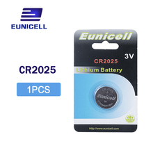 1pcs/pack CR2025 Lithium Button Battery DL2025 BR2025 KCR2025 Cell Coin Batteries 3V CR 2025 For Watch Electronic Toy Remote стоимость