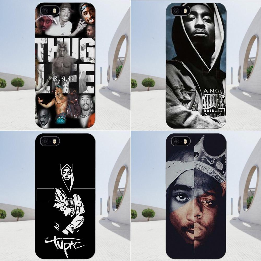 Half-wrapped Case Creative Wexoeq Soft Tpu Cover Case For Apple Iphone X 4 4s 5 5c Se 6 6s 7 8 Plus For Lg G4 G5 G6 K4 K7 K8 K10 2pac Tupac And Biggie Cellphones & Telecommunications