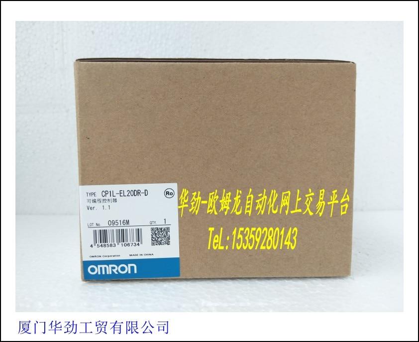 CP1L-EL20DR-D   Programmable Controller Original Genuine New Spot