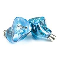 Newest Yinyoo HQ5 5BA In Ear Earphone Custom Made Balanced Armature Around Ear Earphone With MMCX