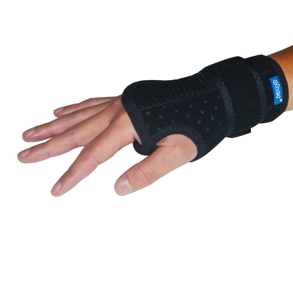 1Pc Adjustable Wrist Protection Wrap Wrist Support & Corrector For Carpal Tunnel Wristband Arthritis Recovery WO 23C For Right