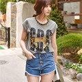Женская одежда горячий продавать высокой талией вскользь джинсовые шорты летние женские кисточкой джинсы шорты кнопку и молния стиль для девушки