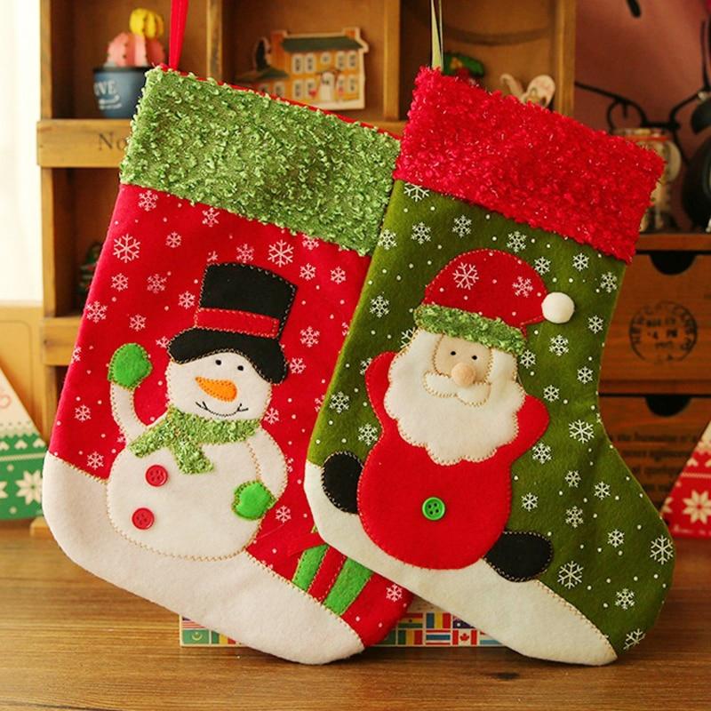 Online Get Cheap Christmas Stocking Bag -Aliexpress.com | Alibaba ...