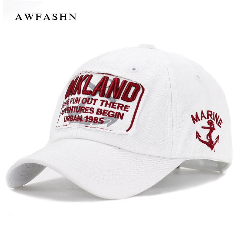 Unisex Oakland Athletics Baseball cap men Cotton Elastic Fitted Hat Snapback Letter Women Behind Closed 1985 Oakland white hat john s oakland statistical process control