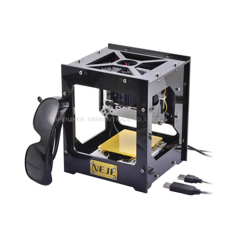 300mW USB DIY Laser Engraver Cutter Engraving Cutting Machine Laser Printer Engraving machines laser