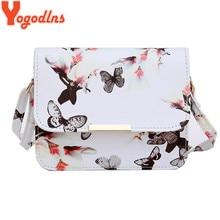 Yogodlns Luxury Women Bags Design Small Satchel Wom