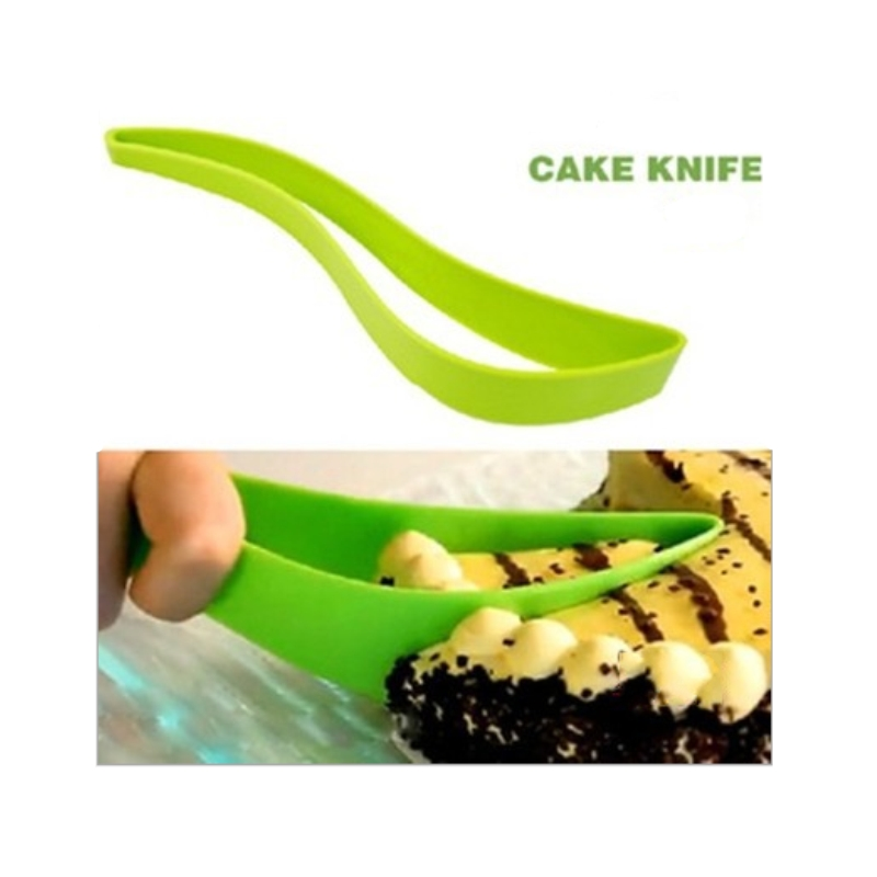 Creative Home Food Grade Plastic Baking Tools Birthday Cake Cutting