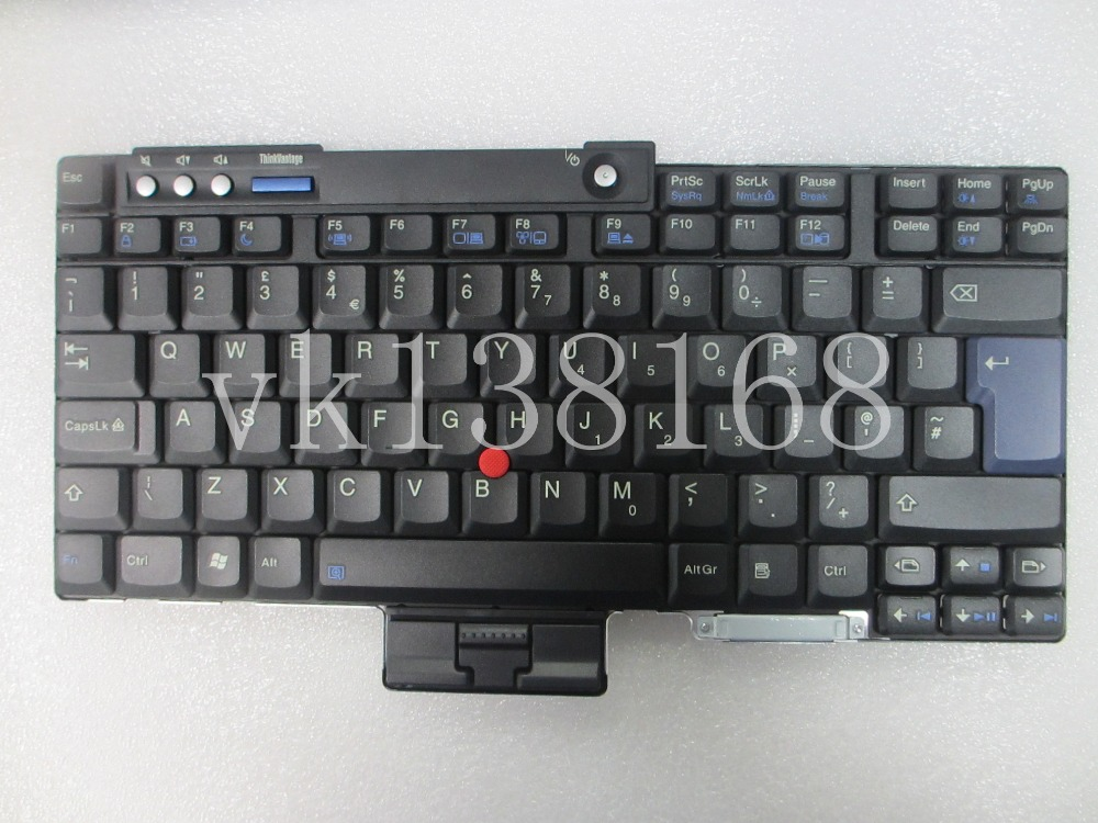 Replacement Keyboards Learned Stock New Ori Uk Layout Big Enter Button Keyboard For Lenovo Thinkpad T400 T500 R60 R61 T60 T61 Fru 42t3961 42t3928