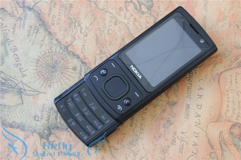 Refurbished phone NOKIA 6700s Mobile Phone Camera 5.0MP Bluetooth Java Unlocked 6700 slide Phone purple 2