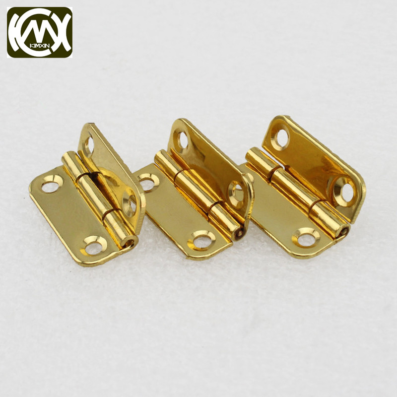 KIMXIN Hardware factory Small wooden box hinge jewelry box hinges A